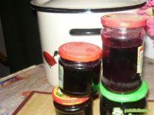 Dżem z jagód.
