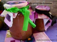 Dżemik jabłkowo -gruszkowy