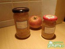 Dżemik jabłkowy z cukrem żelującym