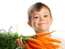 Dzieci jedzą chętniej warzywa zabawnie nazwane!
