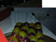 Efektowne ciasto z winogronami
