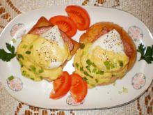 Eggs Benedict wg Babcigramolki :