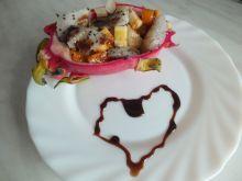 Egzotyczna sałatka