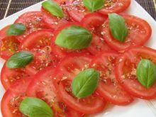 Ekspresowa sałatka z pomidorów