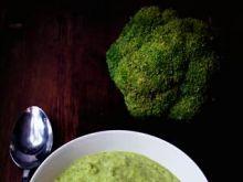 Ekspresowa zupa brokułowa