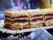 Ekspresowe ciasto bez pieczenia
