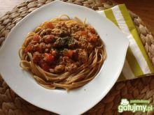 Ekspresowe spaghetti z tunczykiem
