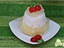 Ekspresowy deser ryżowo jabłkowy
