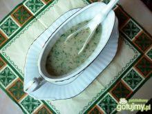 Ekspresowy sos koperkowy