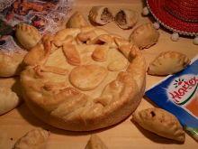 Empanada z tuńczykiem i papryką chipotle