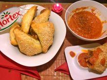 Empanadas de kurczakos