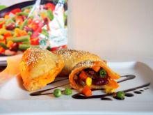 Empanadas- pierożki z mięsnym nadzieniem