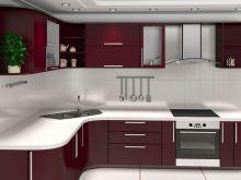 Ergonomiczna przestrzeń w kuchni