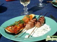 Čevapčići - szaszłyczki z mielonego mięs
