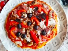 Expressowa Pizza z patelni
