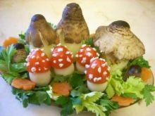 Fałszywe muchomorki i inne grzybki