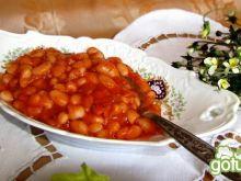 Fasola w pomidorach