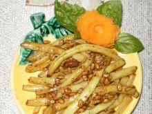 Fasolka szparagowa na sposób orientalny