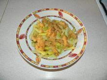Fasolka szparagowa z bułką tartą na maśle