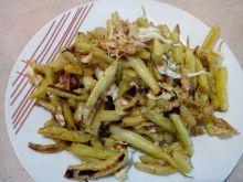 Fasolka szparagowa z serem