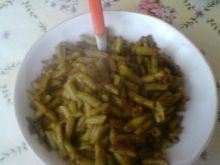 Fasolka szparagowa zielona Kaja35