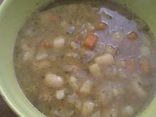 Fasolowa zupa wege