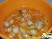 Fasolowa zupa wg mojej babci
