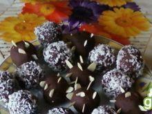 Fasolowe czekoladki.