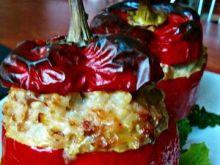 Faszerowana papryka wg Zewy