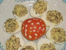 Faszerowane jajeczka