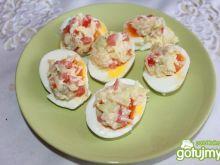 Faszerowane jajka 2
