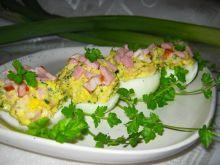 Faszerowane jajka