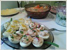 Faszerowane jajka w dwóch odsłonach