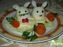 Faszerowane jajka wg beatkaa153
