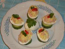 Faszerowane jajka wg katarzyny