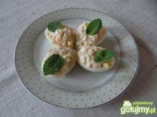 Faszerowane jajka wg Megg