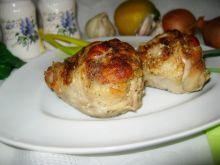 Faszerowane pałki kurczaka