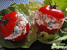 Faszerowane pomidory....)))