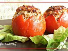 Faszerowane pomidory na obiad