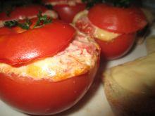 Faszerowane pomidory z serem