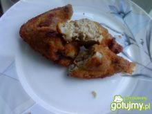 Faszerowane skrzydełka z kurczaka