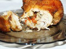 Faszerowane uda z kurczaka