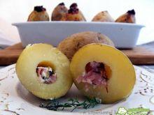 Faszerowane ziemniaki z tymiankiem