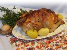 Faszerowany kurczak