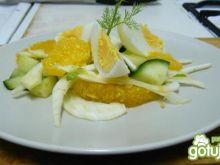 Fenkuł-pomarańcz-ogórek