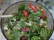 Fetowa sałatka