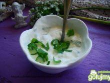 Fetowy sos sałatkowy