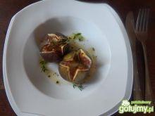 Figi zapiekane z gorgonzolą