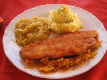 Filet rybny z jarzynami