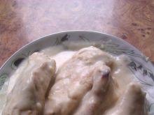 Filet w sosie chrzanowym